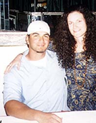 Andrea the Astrologer and Eric Chavez