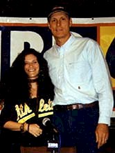 Rick Barry and Andrea Mallis, Astrologer on KNBR